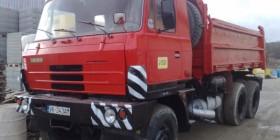 Tatra 815 vyklapač (11+11 t)
