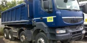 Renault Kerax vyklapač (17 t)